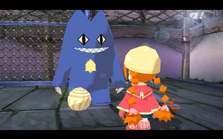Screenshot 5 - Gurumin: A Monstrous Adventure