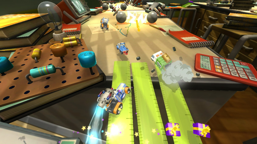 Screenshot 4 - Toybox Turbos