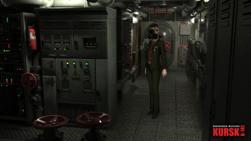 Screenshot 2 - Undercover Missions: Operation Kursk K-141