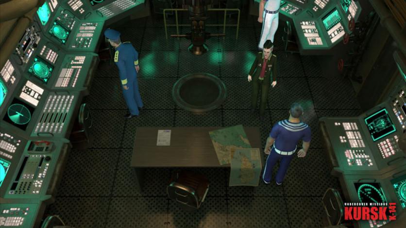 Screenshot 6 - Undercover Missions: Operation Kursk K-141