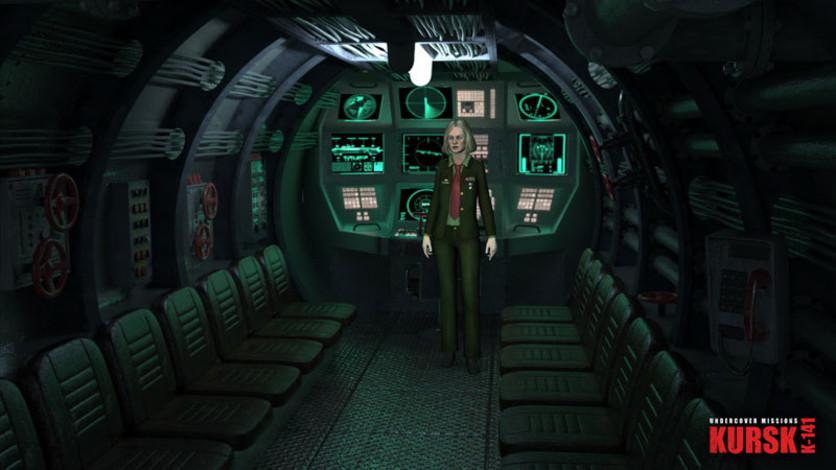 Screenshot 7 - Undercover Missions: Operation Kursk K-141