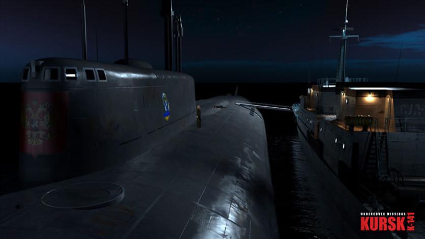 Screenshot 3 - Undercover Missions: Operation Kursk K-141