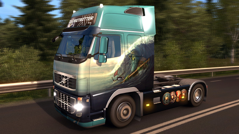 Screenshot 7 - Euro Truck Simulator 2 - Viking Legends