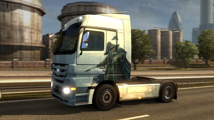 Screenshot 8 - Euro Truck Simulator 2 - Viking Legends