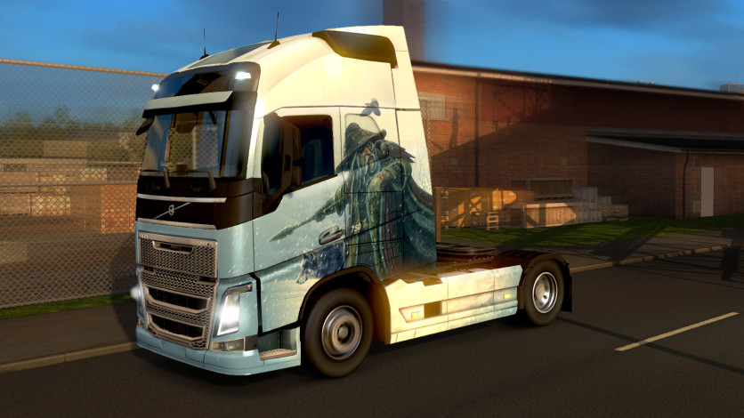 Screenshot 5 - Euro Truck Simulator 2 - Viking Legends