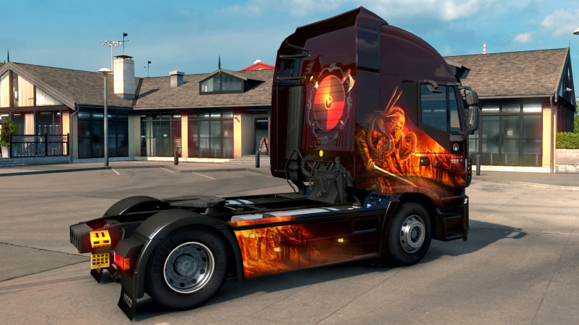 Screenshot 4 - Euro Truck Simulator 2 - Viking Legends
