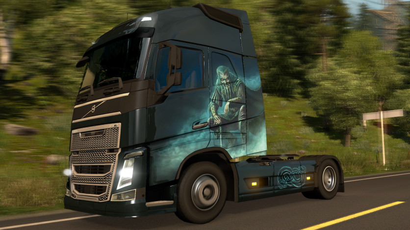 Screenshot 6 - Euro Truck Simulator 2 - Viking Legends