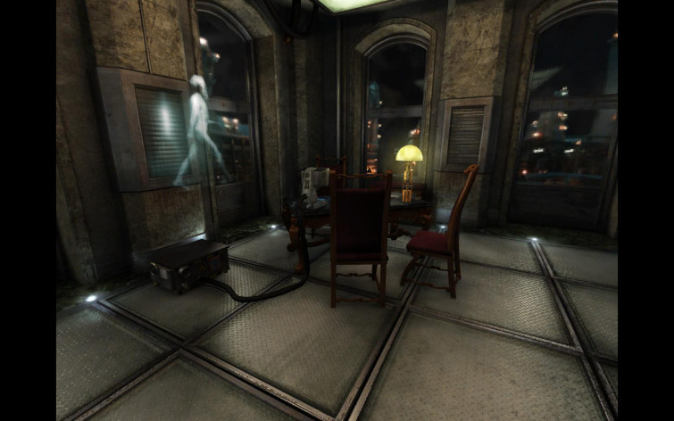 Screenshot 4 - Nikopol: Secrets of the Immortals