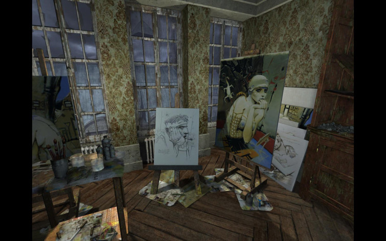 Screenshot 5 - Nikopol: Secrets of the Immortals