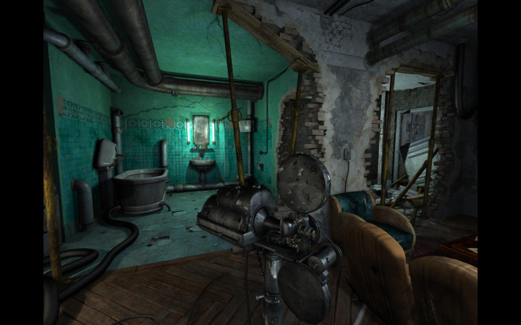 Screenshot 3 - Nikopol: Secrets of the Immortals