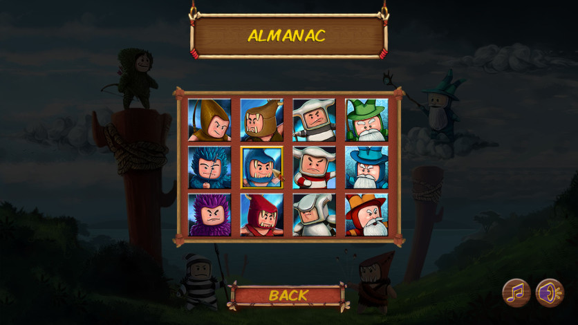 Screenshot 9 - Selknam Defense