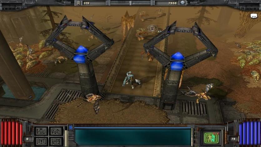 Screenshot 5 - Space Hack