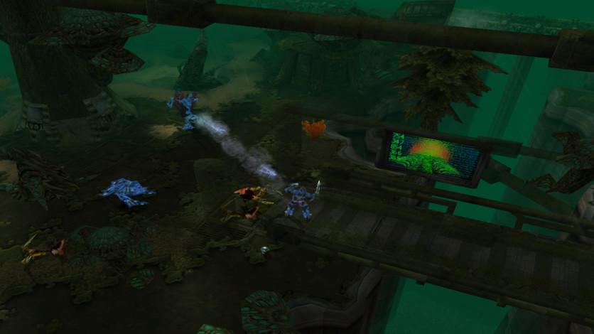 Screenshot 2 - Space Hack
