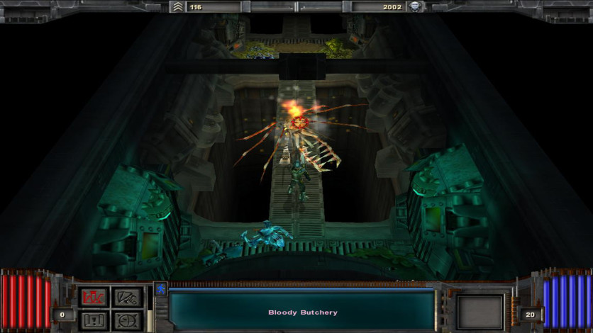 Screenshot 4 - Space Hack
