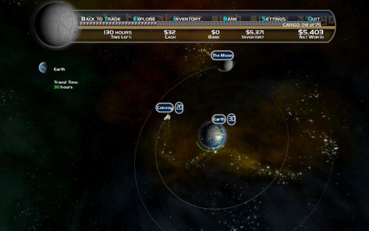 Screenshot 8 - Space Trader: Merchant Marine