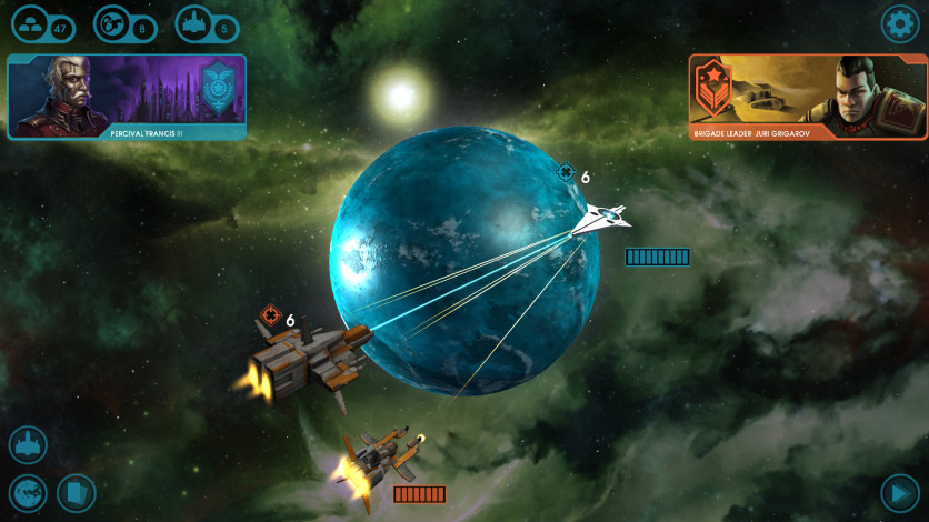 Screenshot 11 - Starion Tactics