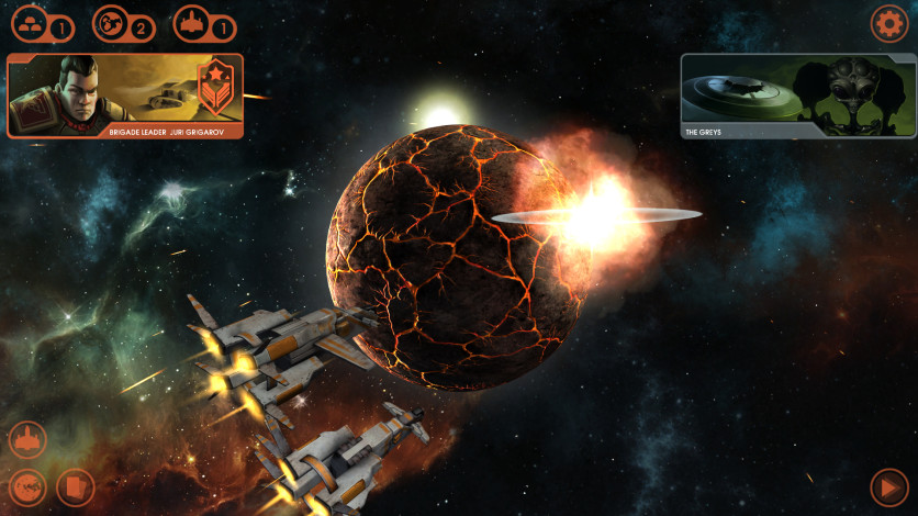 Screenshot 14 - Starion Tactics
