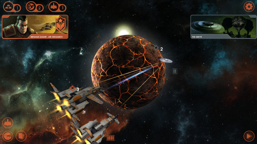 Screenshot 13 - Starion Tactics