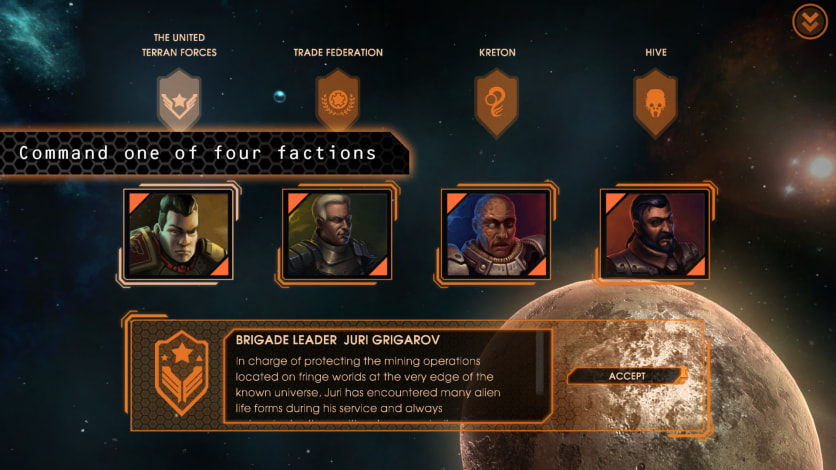 Screenshot 4 - Starion Tactics