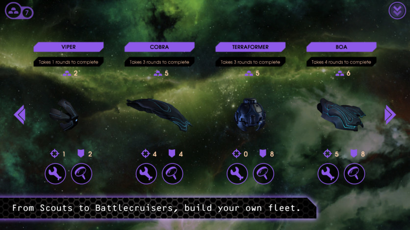 Screenshot 5 - Starion Tactics