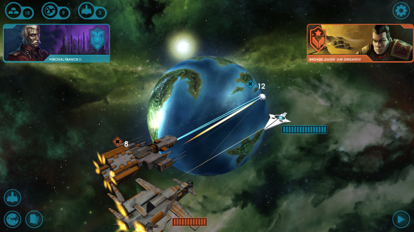 Screenshot 12 - Starion Tactics