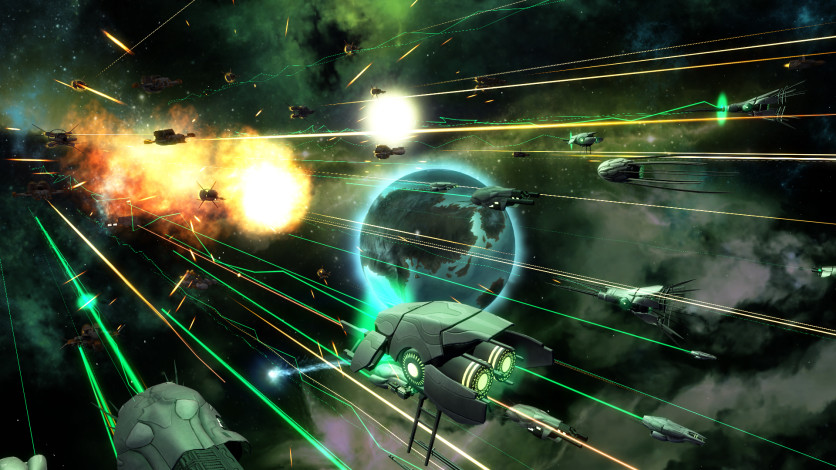 Screenshot 3 - Starion Tactics