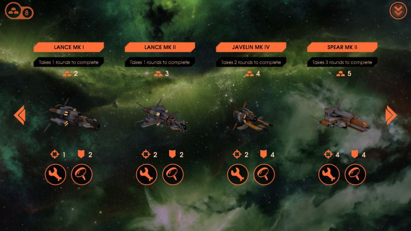 Screenshot 9 - Starion Tactics