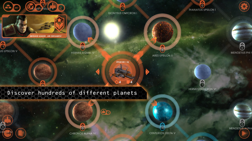 Screenshot 6 - Starion Tactics