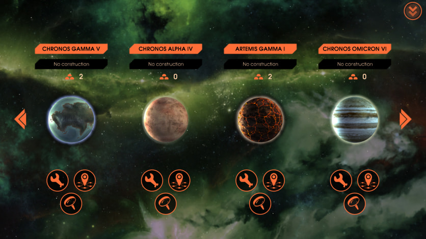 Screenshot 10 - Starion Tactics