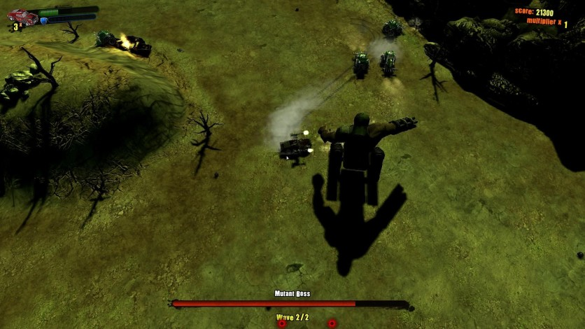 Screenshot 13 - Wasteland Angel