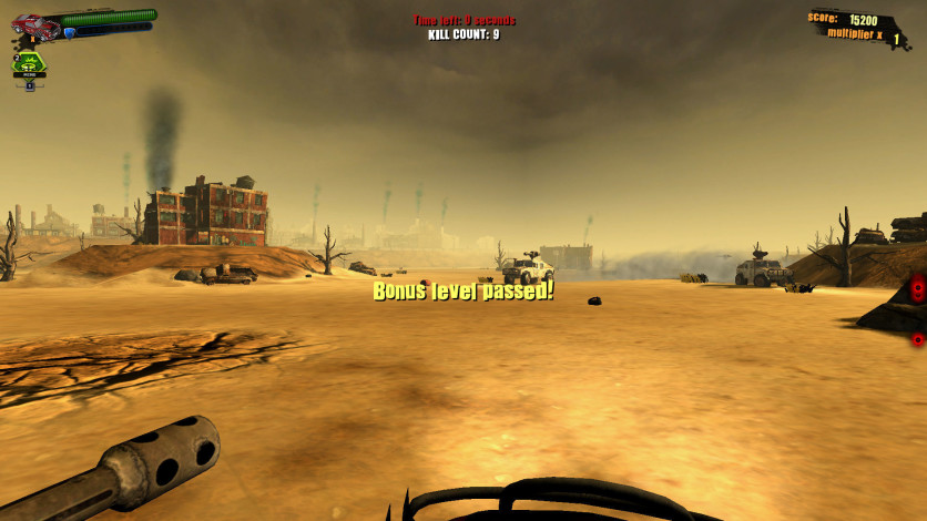 Screenshot 22 - Wasteland Angel