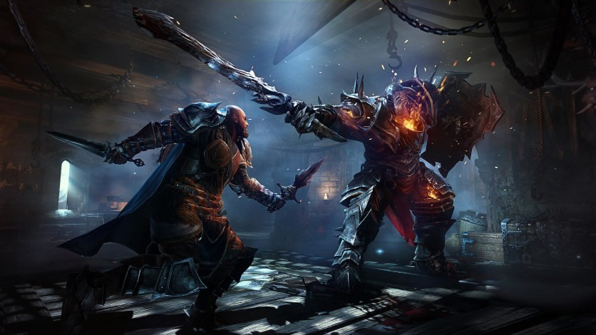 Screenshot 6 - Lords of the Fallen - Monk Decipher