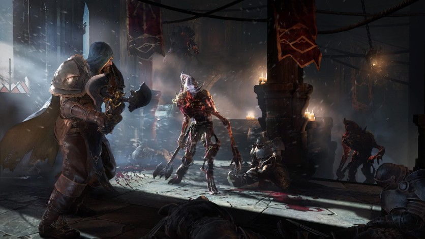 Screenshot 3 - Lords of the Fallen - Monk Decipher