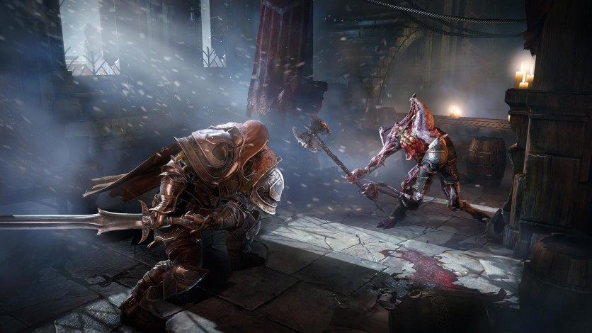 Screenshot 4 - Lords of the Fallen - Monk Decipher