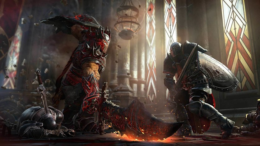 Screenshot 7 - Lords of the Fallen - Monk Decipher
