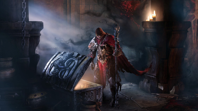 Screenshot 1 - Lords of the Fallen - Monk Decipher