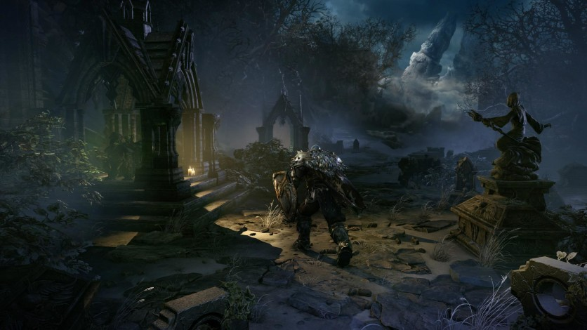 Screenshot 2 - Lords of the Fallen - Monk Decipher