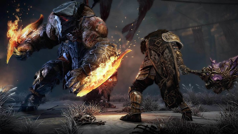 Screenshot 4 - Lords of the Fallen - The Arcane Boost
