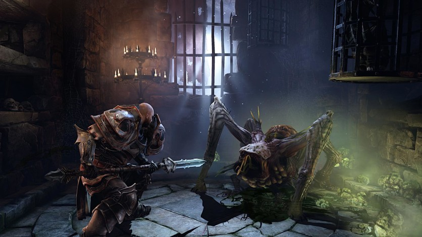 Screenshot 2 - Lords of the Fallen - The Arcane Boost