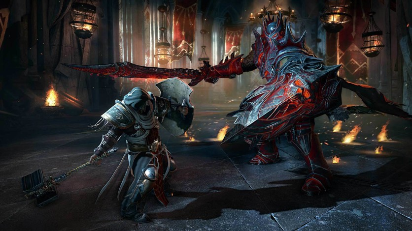 Screenshot 1 - Lords of the Fallen - The Arcane Boost