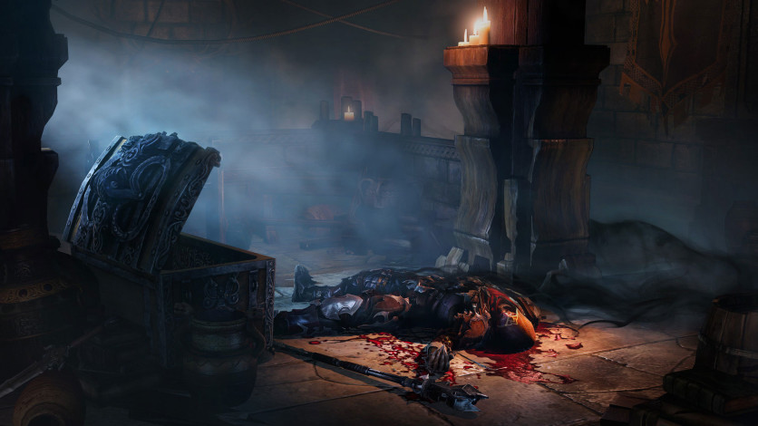 Screenshot 7 - Lords of the Fallen - The Arcane Boost