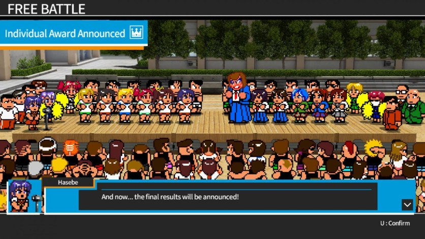 Screenshot 17 - River City Super Sports Challenge ~All Stars Special~