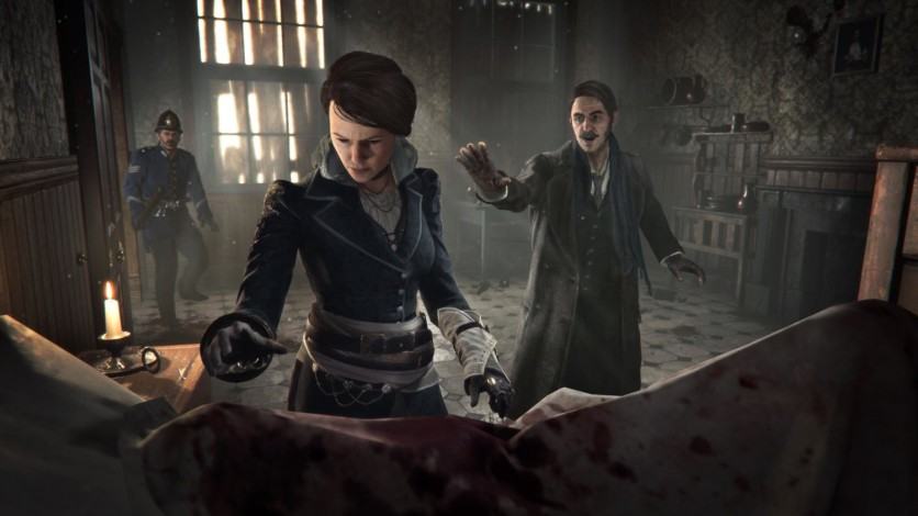Screenshot 4 - Assassin's Creed Syndicate - Jack the Ripper