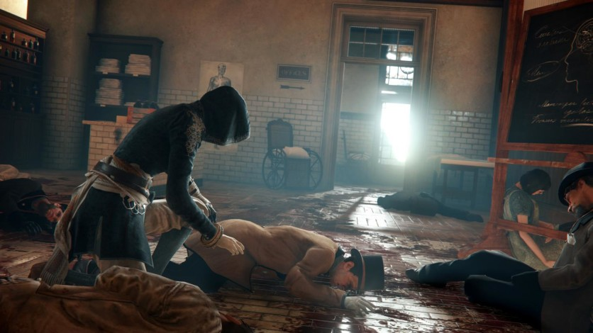 Screenshot 7 - Assassin's Creed Syndicate - Jack the Ripper