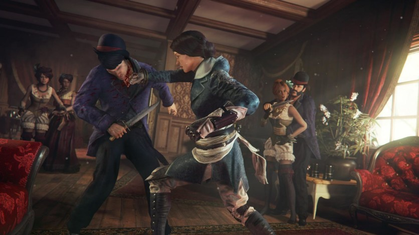 Screenshot 5 - Assassin's Creed Syndicate - Jack the Ripper
