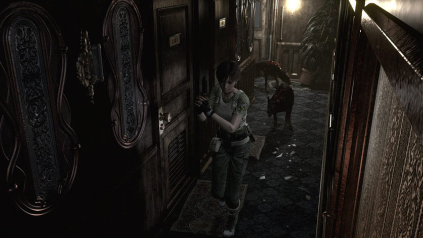 Screenshot 8 - Resident Evil 0