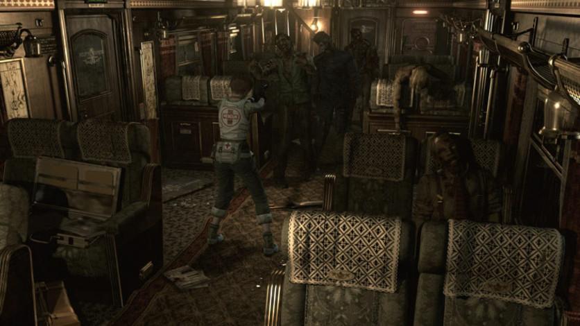 Screenshot 12 - Resident Evil 0 / biohazard 0 HD REMASTER