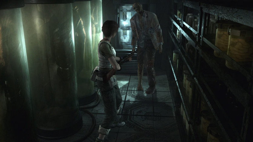 Screenshot 3 - Resident Evil 0