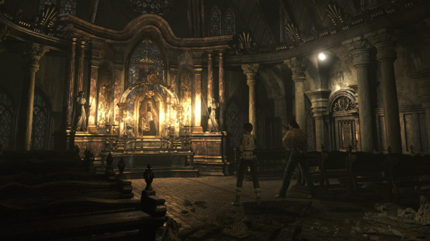 Screenshot 2 - Resident Evil 0 / biohazard 0 HD REMASTER