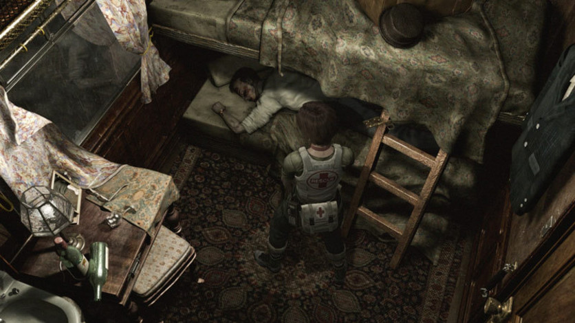 Screenshot 6 - Resident Evil 0 / biohazard 0 HD REMASTER